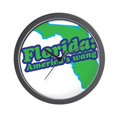 Florida: America's Wang Wall Clock
