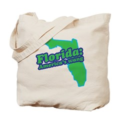Florida: America's Wang Tote Bag