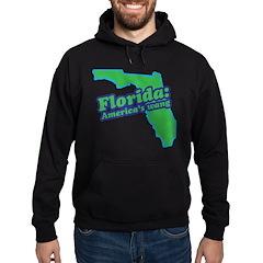Florida: America's Wang Hoodie (dark)