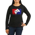 Major League 360 Women's Long Sleeve Dark T-Shirt