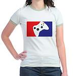 Major League 360 Jr. Ringer T-Shirt