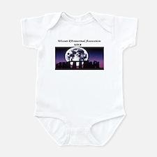 Unique Wpa Infant Bodysuit