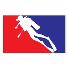 Major League SCUBA Decal