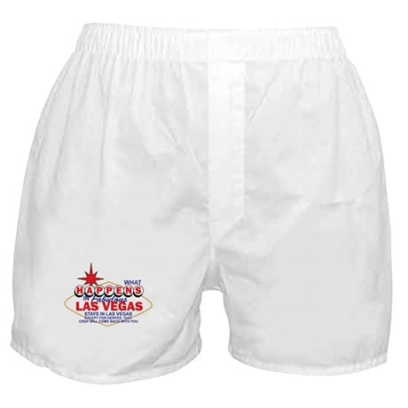 What Happens In Vegas Boxer Shorts