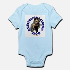 Cattle Dog House Infant Creeper
