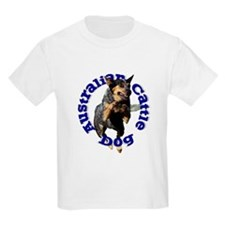 Cattle Dog House Kids T-Shirt