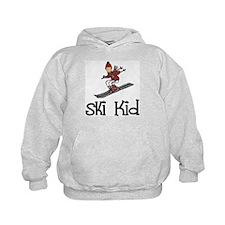 Ski Kid Christopher Hoodie