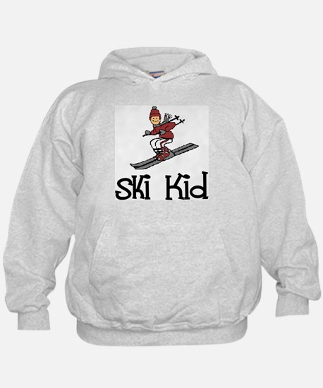 Ski Kid Christopher Hoody
