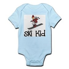 Ski Kid Christopher Infant Creeper