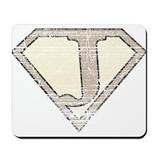 Super Vintage J Logo Mousepad