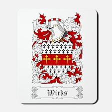 Wicks Mousepad