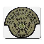 St. Tammany Parish Sheriff SW Mousepad