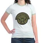 St. Tammany Parish Sheriff SW Jr. Ringer T-Shirt