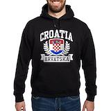 Croatian Hoodie (dark)