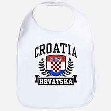 Croatia Hrvatska Bib