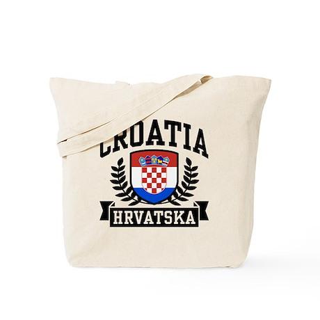 Croatia Hrvatska Tote Bag