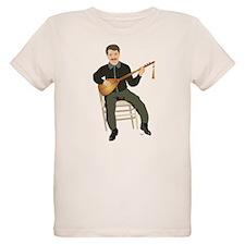 Saz Player T-Shirt