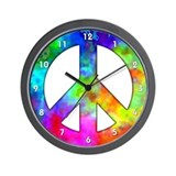 Hippie Wall Clocks