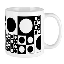 Mod Dots Mug