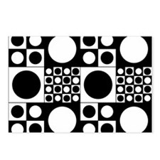 Mod Dots Postcards (Package of 8)