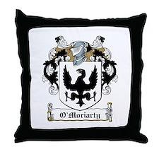 O'Moriarty Coats of Arms Throw Pillow