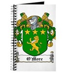 O'More Coat of Arms Journal