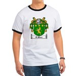 O'More Coat of Arms Ringer T