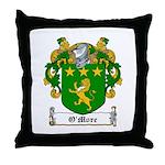 O'More Coat of Arms Throw Pillow