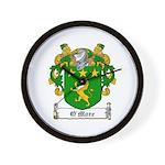 O'More Coat of Arms Wall Clock