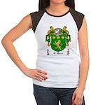 O'More Coat of Arms Women's Cap Sleeve T-Shirt