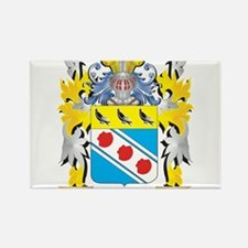 Pullen Family Crest - Coat of Arms Magnets