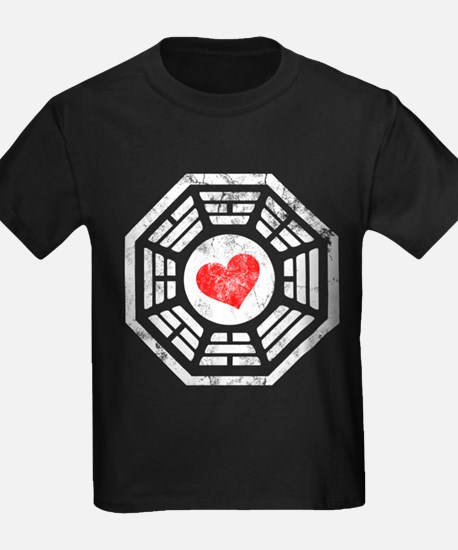 Red Heart Dharma T