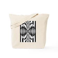 Op - Art Tote Bag