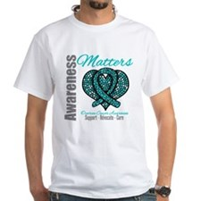 AwarenessMatters TealRibbon Shirt