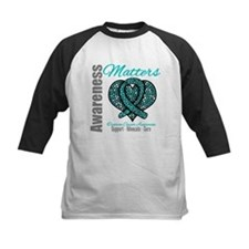 AwarenessMatters TealRibbon Tee