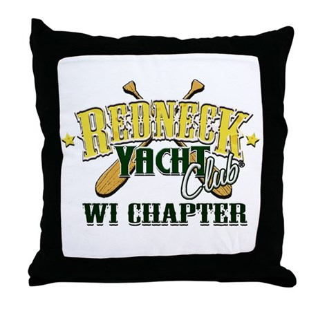 RYC Wisconsin Chapter Throw Pillow