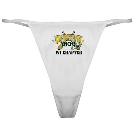 RYC Wisconsin Chapter Classic Thong