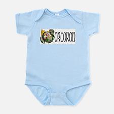Corcoran Celtic Dragon Infant Bodysuit