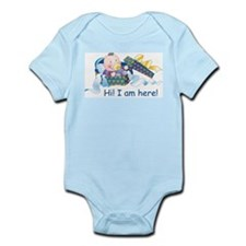 Baby-boy Gift Infant Creeper