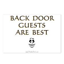 Back Door Guests Postcards (8)