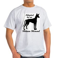 ADOPTED by Ibizan Hound T-Shirt