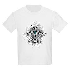 OvarianCancer FaithCross T-Shirt