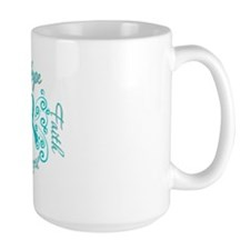 OvarianCancer HopeStrength Mug