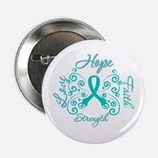 "OvarianCancer HopeStrength 2.25"" Button"