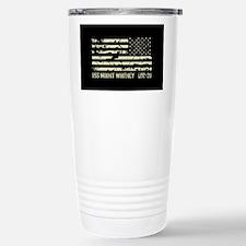 USS Mount Whitney Travel Mug