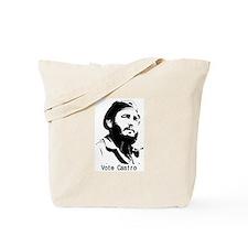 Vote Castro Tote Bag