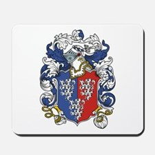 Rous Coat of Arms Mousepad