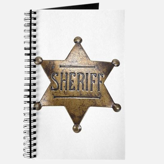 Sheriff - Journal
