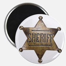 Sheriff - Magnet