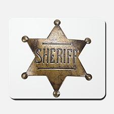 Sheriff -  Mousepad